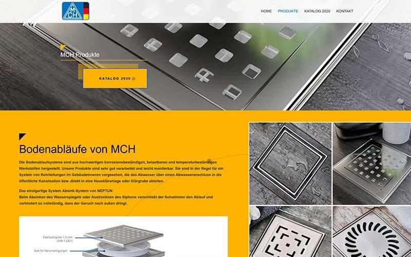 Langen | Homepage-Erstellung mit WordPress