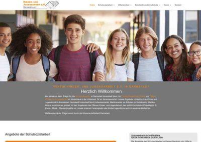 Darmstadt | Neue Homepage für einen Verein