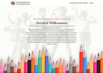 Ettenheim | Erstellung Homepage für eine Praxis