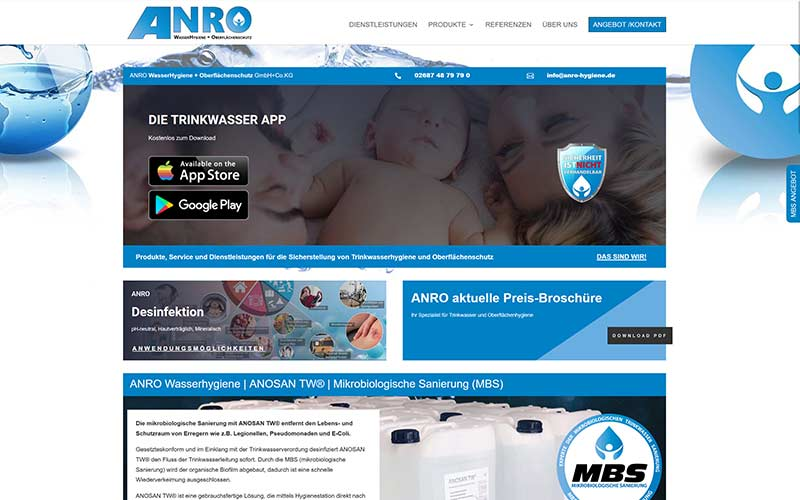 Pleckhausen   Homepage-Erstellung für langjährigen Kunden