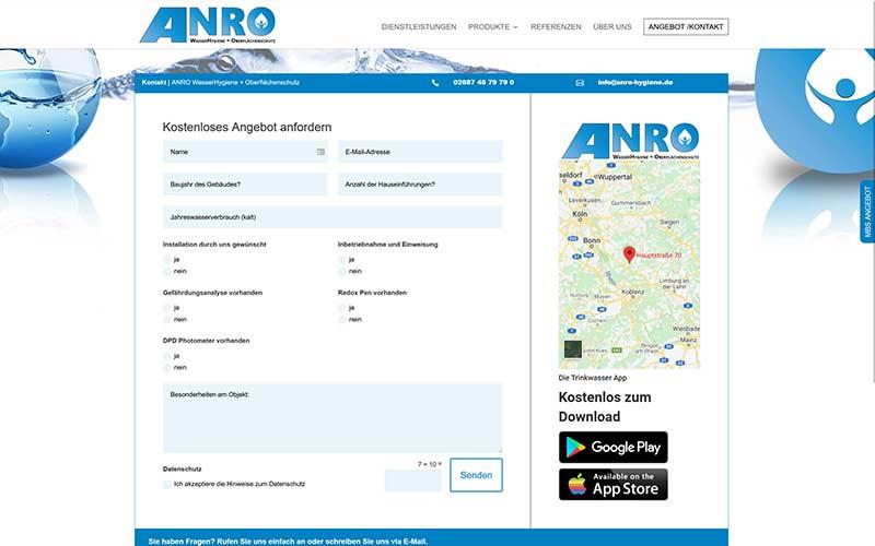 Pleckhausen | Homepage-Erstellung für langjährigen Kunden
