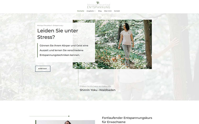 Egelsbach | Erstellung einer neuen Website