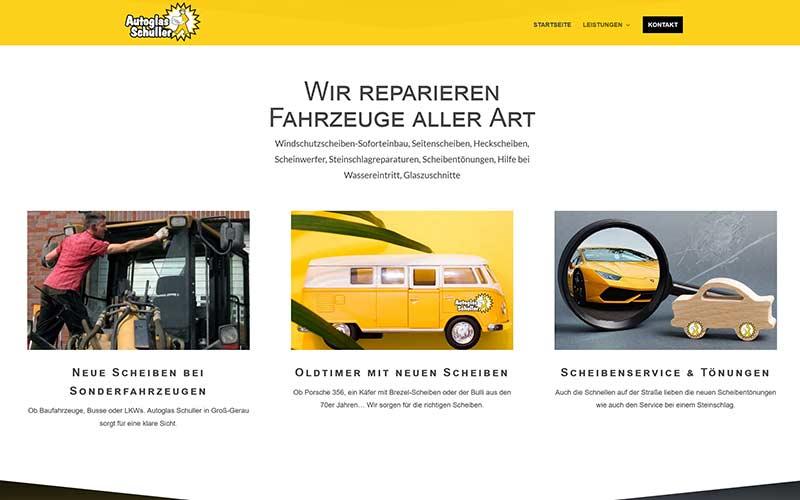 Groß-Gerau | Website Erstellung Autoglaser